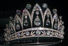 Empress Joséphine Fabergé Tiara