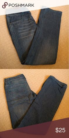 Hero by Wrangler Blue Straight Leg jeans size 26 Perfect condition, worn once only -  was a gift and doesn't fit, Hero by Wrangler, waist 26, blue wash, straight leg  No Trades, Offers Welcome Wrangler Jeans Straight Leg