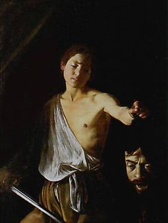 Booking site Borghese Gallery Michelangelo Merisi called Caravaggio - David with the Head of Goliath