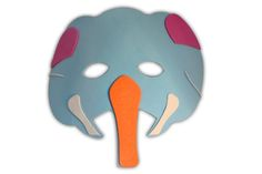 Thin Mask-Elephant
