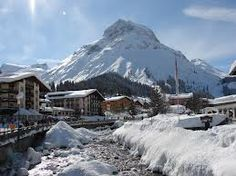 Lech.....favourite place to ski:) ...can't wait for next March!