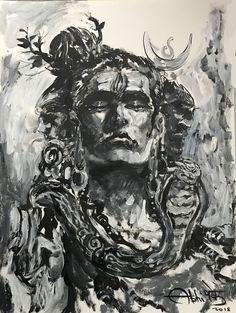 Prints and original paintings by visionary storyteller and mythology artist Abhishek Singh from India. Store has prints from Krishna and originals of Shiva. Shiva Angry, Lord Shiva, Shiva Shakti, Lord Siva, Lord Shiva Hd Images