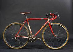 Cyclo-cross bike by Richard Sachs-AFTER