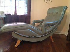 Art Linkletter Contour Lounge Chair Vintage Retro Design
