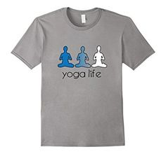 Amazon.com: Yoga Life Tshirt: Clothing