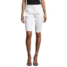FREE SHIPPING AVAILABLE! Buy Worthington Bermuda Shorts at JCPenney.com today and enjoy great savings.