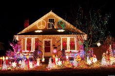 Outdoor Christmas Light Design Ideas