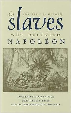 Recommended books on Haitian History.