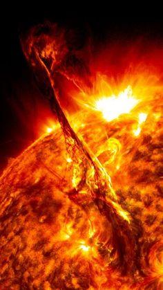 ♥ Sun Eruption