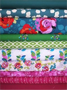 Absolutely love their fabrics!