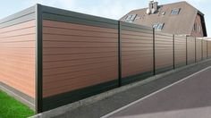 eco friendly picket fence  patio, wood plastic wall fence best option in china