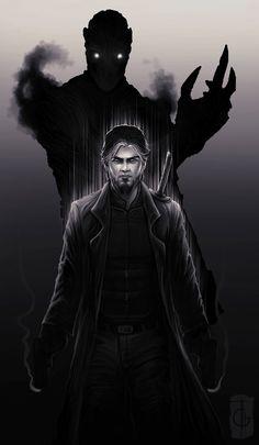 Shadow Hunter, Rodney Amirebrahimi on ArtStation at https://www.artstation.com/artwork/3ElXY