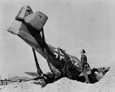 """Messerschmitt Me 262 """"white 22"""" Salzburg, Austria. May, 1945"""