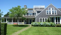 Nantucket House — D.W. ARTHUR ASSOCIATES ARCHITECTURE