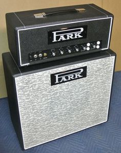 Park Amplifiers Introduces the Little Head 18 and Rock Head 50 | Premier Guitar