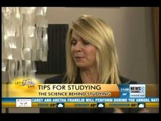 The Science Behind Studying   What the Research Says about How to Study  84 percent of students study ineffectively - they simply reread their notes and textbooks and call it a day.   In this video, Ann will give you research-based tips on how to get the most out of study time.