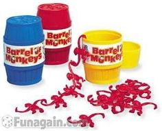 retro toys.  I still don't get what was so fun about these things!! lol