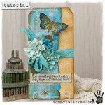 tammytutterow tutorial gallery, a WHOLE lot of really cool mixed media art tutorials.