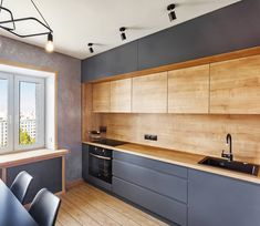 Modern Kitchen Interior Ideas To Inspire You . Modern Kitchen Interior Ideas To Inspire You . Kitchen Room Design, Kitchen Cabinet Design, Modern Kitchen Design, Home Decor Kitchen, Interior Design Kitchen, Home Kitchens, Interior Ideas, Kitchen Ideas, Kitchen Inspiration