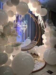 Birthday Goals, Birthday Party For Teens, 30th Birthday Parties, Birthday Party Themes, 21st Bday Ideas, Birthday Balloon Decorations, Sweet 16 Party Decorations, Birthday Balloons, Partys