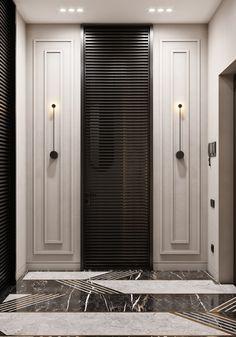 Luxury Interior, Modern Interior, Interior Design, Neoclassical Interior, Corner Designs, Wall Treatments, My Room, Tall Cabinet Storage, Architecture Design