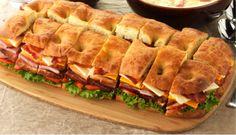 HoneyBaked Ham Catering: HoneyBaked Ham Super Sandwich
