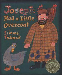 Joseph Had a Little Overcoat, 2000 Medal Winner | Association for Library Service to Children (ALSC)
