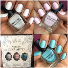 Deborah Lippmann Happily Ever After collection