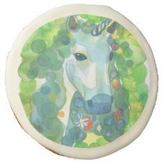 Shop Enchanted Forest Unicorn Classic Round Sticker created by fairychamber. Black Unicorn, Unicorn Horse, Unicorn Fantasy, Magical Unicorn, Enchanted Forest Party, Unicorn Cookies, Artificial Food Coloring, Unicorn Party Supplies, Unicorn Stickers