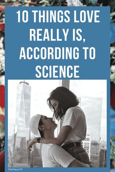 It's a beautiful feeling, that much we know. But what is love if you look at it scientifically? Here are a few things research has found.
