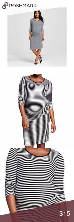 0cbe916acef13 Cute Maternity Clothes. NEW Liz Lange Target Maternity Dress ...