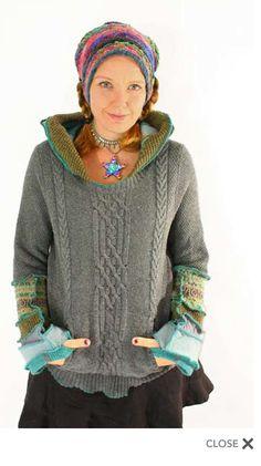 Bricolage Katwise sweater