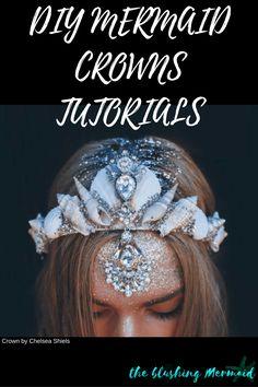 Mermaid Crowns: DIY Make Your Gorgeous Crown