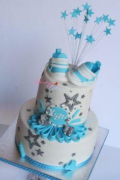 Babyshower cake — Baby Shower