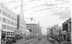 Hollywood Boulevard 1946