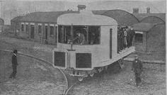 A Monorail Gyroscope Car