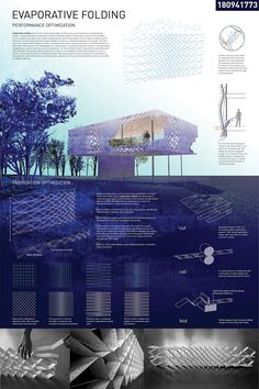 SKIN Digital Fabrication Competition Announces Four Finalists Honorable Mention: Evaporative Folding by Jeana Ripple