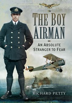 NEW EBOOK RELEASE  http://www.pen-and-sword.co.uk/The-Boy-Airman-Kindle/p/11963    A hundred years ago a young pilot took illicit photographs with his pocket camera and left a personal account of his life at sea with his 'kite'. This book tells his story illustrated by his long-lost 'snaps'.