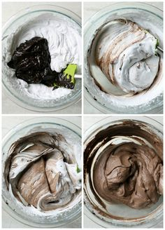A creamy, fluffy, dairy-free chocolate mousse that can be made in 10 minutes
