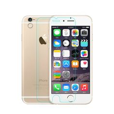 Tempered glass Screen Protector For iphone 4 5 5 6 S Plus Super hardness Ultra Thin Premium protective Front Film [Affiliate]