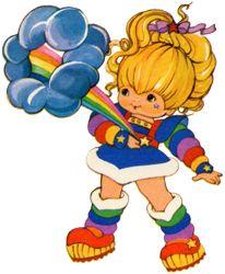 Brite Wish: Rainbow Brite Forever Contest