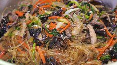 Korean Dishes, Korean Food, Japchae, Cooking, Ethnic Recipes, Events, Holidays, Drinks, Kitchen