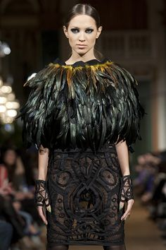 fc6626a62dc60 12 Best Lucian Matis images | Toronto fashion week, Fashion weeks ...
