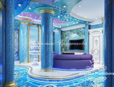Дизайн-проект особняка в КП «Потапово» - фото