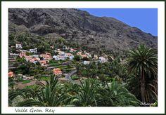 Valley Gran Rey - Valle Gran Rey, La Gomera remember you can book online at www.gomeraferienhaus.de