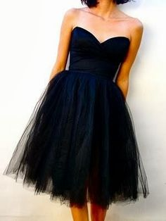 Cheap dress for less prom dresses, Buy Quality dress whole directly from China dress up a black dress Suppliers: Cheap Dark Navy Tulle Tea Length Bridesmaid Dresses 2016 under 100 Sexy Strapless Pleated Corset Prom Party Dress with Lace up Pretty Dresses, Beautiful Dresses, Gorgeous Dress, Awesome Dresses, Hello Gorgeous, Looks Party, Carrie Bradshaw, Looks Style, Homecoming Dresses