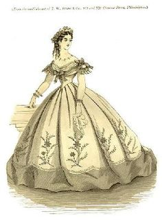 Godey's Lady's Book, May 1866