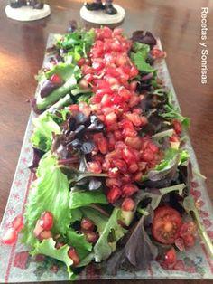 Xmas, Christmas, Cobb Salad, Salads, Food And Drink, Chicken, Granada, Queso, Healthy