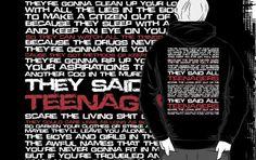 teenagers+by+my+chemical+romance+lyrics | Teenagers Lyrical (My Chemical Romance) by Dsavage94