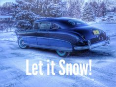 49 Hudson in my Front Yard, January 6, 2015